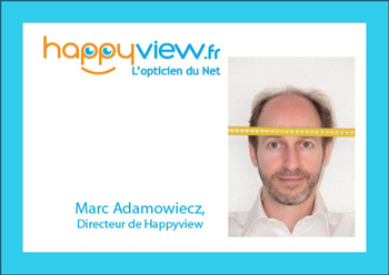 Happy view Marc Adamoviecz Directeur
